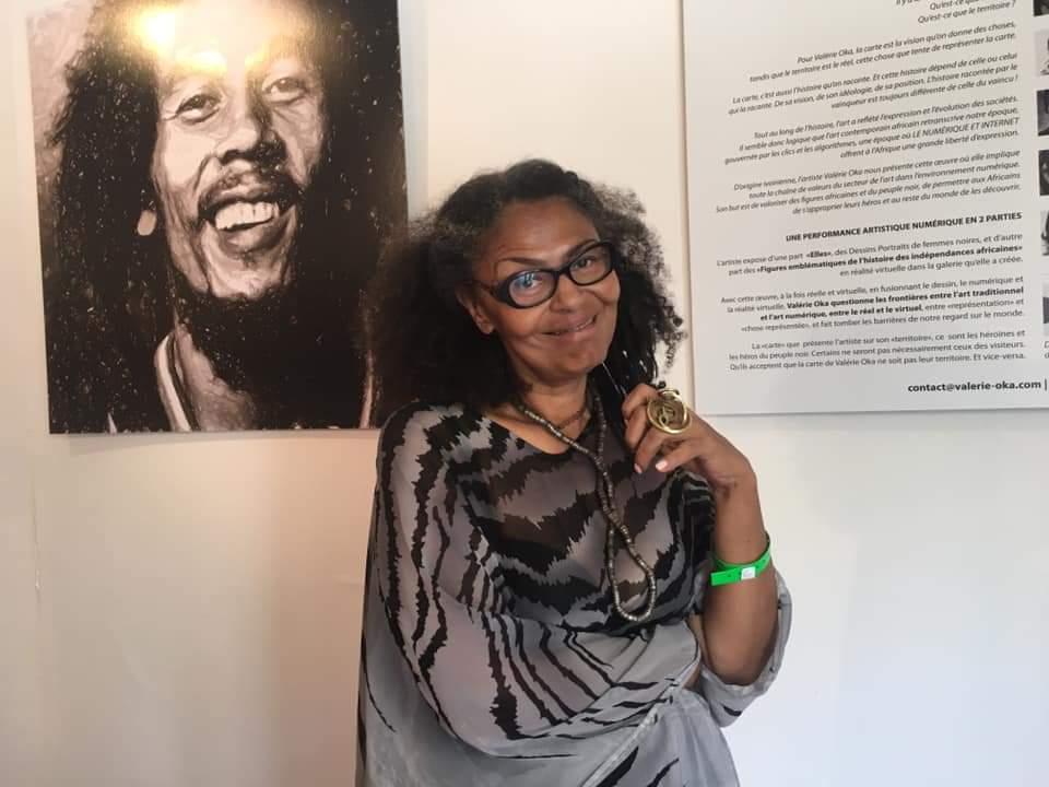 Abidjan Market for Performing Arts – Ségou Art 2019: Valérie